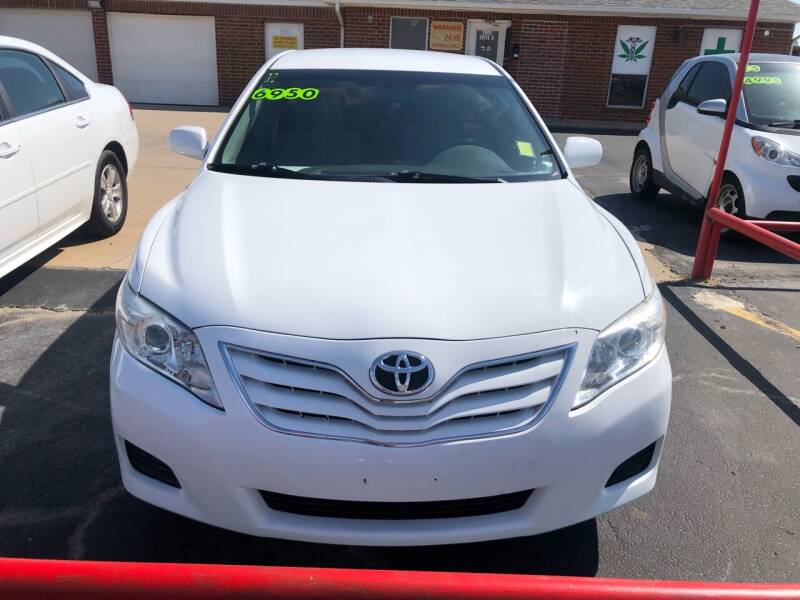 2011 Toyota Camry for sale at Moore Imports Auto in Moore OK