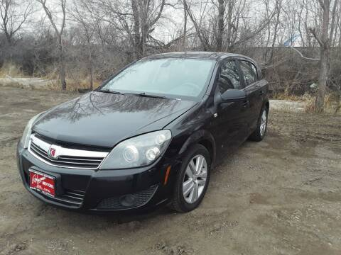 2008 Saturn Astra for sale at BARNES AUTO SALES in Mandan ND