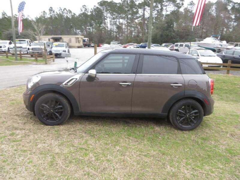 2014 MINI Countryman for sale at Ward's Motorsports in Pensacola FL
