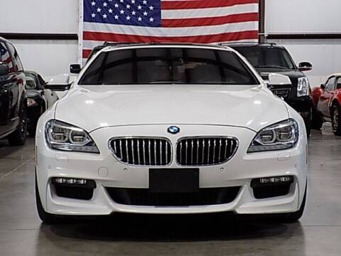 2012 BMW 6 Series for sale at Texas Motor Sport in Houston TX