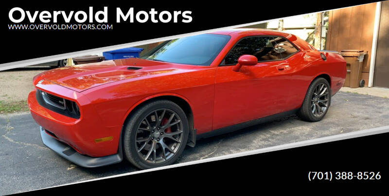 2010 Dodge Challenger for sale at Overvold Motors in Detroit Lakes MN
