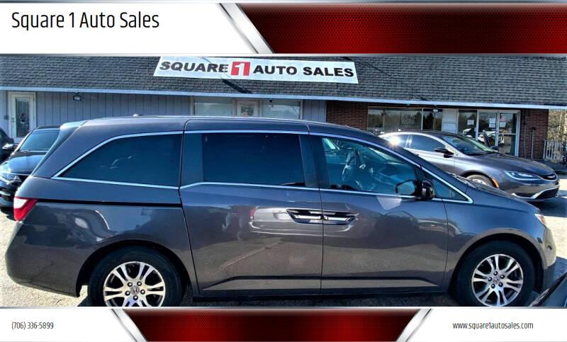 2011 Honda Odyssey for sale at Square 1 Auto Sales - Commerce in Commerce GA