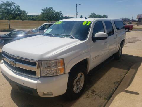 2007 Chevrolet Silverado 1500 for sale at River Motors in Portage WI