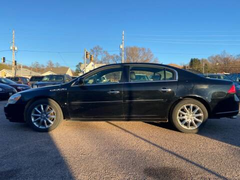 2007 Buick Lucerne for sale at RIVERSIDE AUTO SALES in Sioux City IA