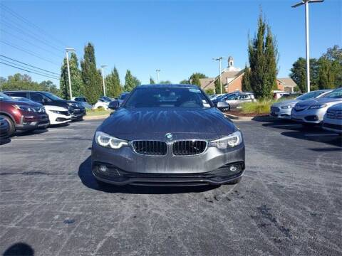 2019 BMW 4 Series for sale at Southern Auto Solutions - Georgia Car Finder - Southern Auto Solutions - Lou Sobh Honda in Marietta GA