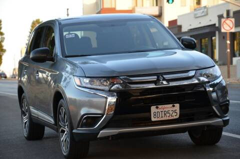 2018 Mitsubishi Outlander for sale at Brand Motors llc in Belmont CA