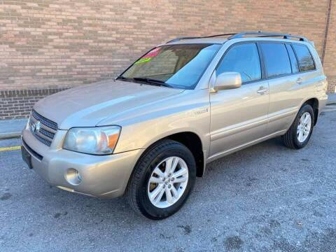 2007 Toyota Highlander Hybrid for sale at Quick Stop Motors in Kansas City MO
