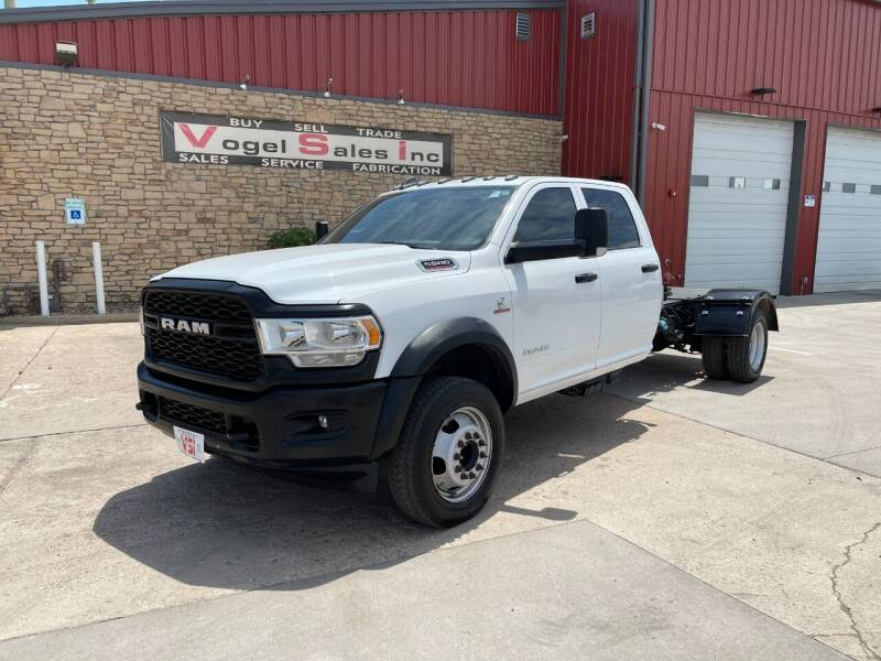 2019 RAM Ram Chassis 5500 for sale at Vogel Sales Inc in Commerce City CO