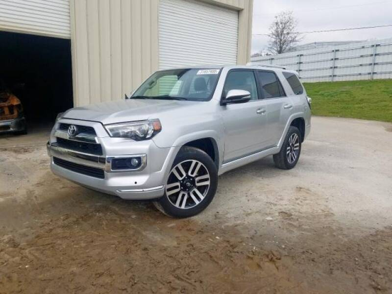 2018 Toyota 4Runner for sale at United Auto Center in Davie FL