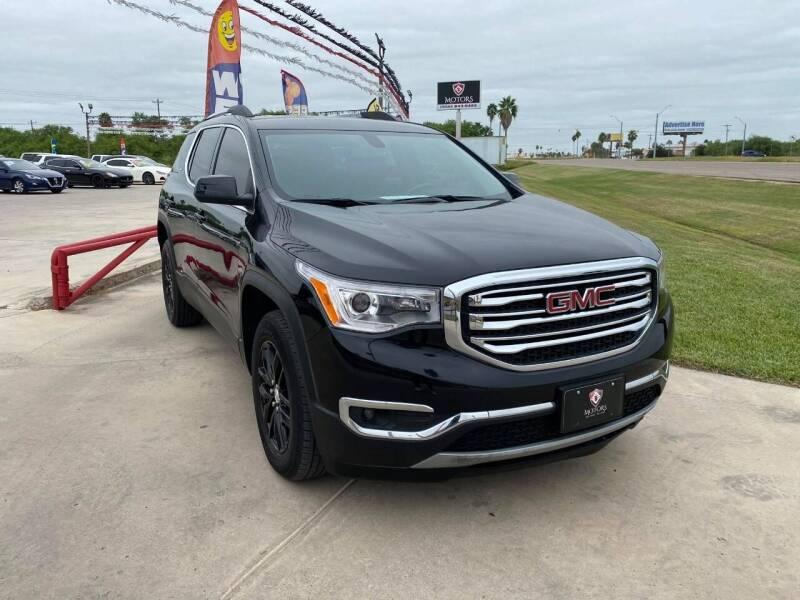 2019 GMC Acadia for sale at A & V MOTORS in Hidalgo TX