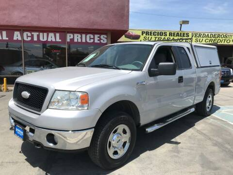 2006 Ford F-150 for sale at Sanmiguel Motors in South Gate CA