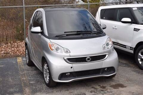 2013 Smart fortwo for sale at BOB ROHRMAN FORT WAYNE TOYOTA in Fort Wayne IN