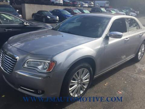 2014 Chrysler 300 for sale at J & M Automotive in Naugatuck CT