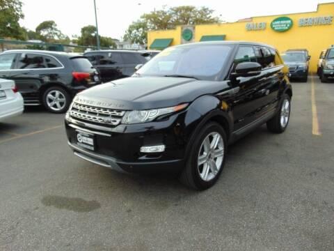 2013 Land Rover Range Rover Evoque for sale at Santa Monica Suvs in Santa Monica CA