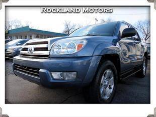 2005 Toyota 4Runner for sale at Rockland Automall - Rockland Motors in West Nyack NY