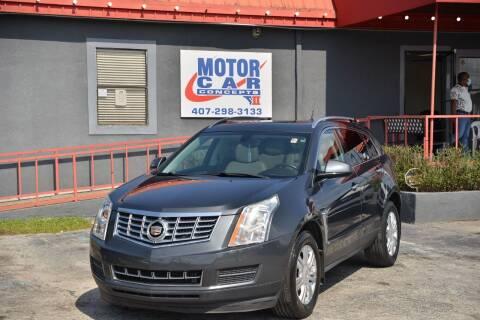2013 Cadillac SRX for sale at Motor Car Concepts II - Kirkman Location in Orlando FL