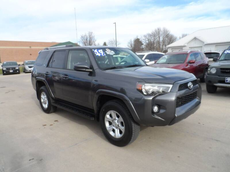 2019 Toyota 4Runner for sale at America Auto Inc in South Sioux City NE