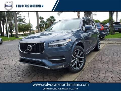 2019 Volvo XC90 for sale at Volvo Cars North Miami in Miami FL