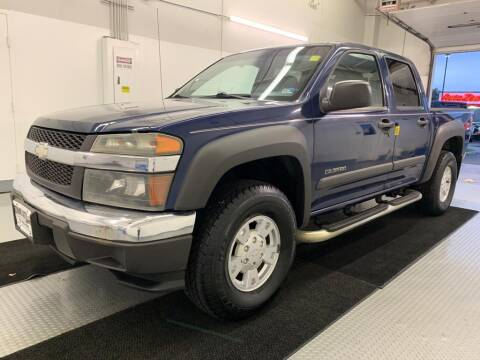 2004 Chevrolet Colorado for sale at TOWNE AUTO BROKERS in Virginia Beach VA
