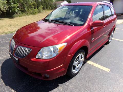 2006 Pontiac Vibe for sale at Rose Auto Sales & Motorsports Inc in McHenry IL