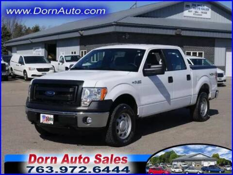 2013 Ford F-150 for sale at Jim Dorn Auto Sales in Delano MN