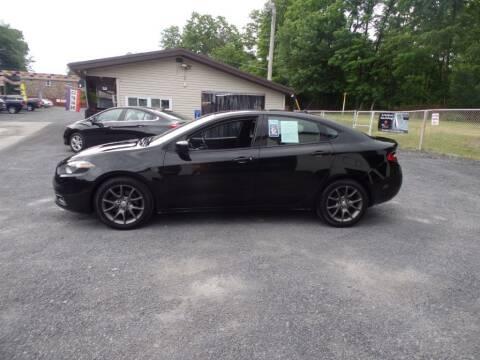 2013 Dodge Dart for sale at RJ McGlynn Auto Exchange in West Nanticoke PA