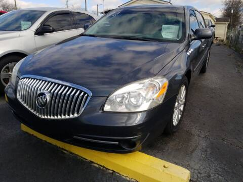 2011 Buick Lucerne for sale at Rucker's Auto Sales Inc. in Nashville TN