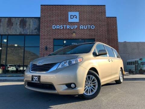 2011 Toyota Sienna for sale at Dastrup Auto in Lindon UT