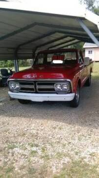 1972 GMC Sierra 2500 for sale at Classic Car Deals in Cadillac MI