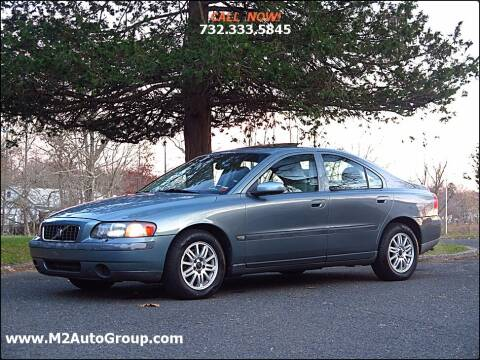 2004 Volvo S60 for sale at M2 Auto Group Llc. EAST BRUNSWICK in East Brunswick NJ