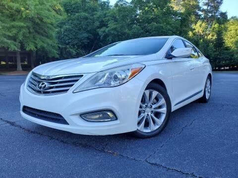 2013 Hyundai Azera for sale at MBM Rider LLC in Alpharetta GA