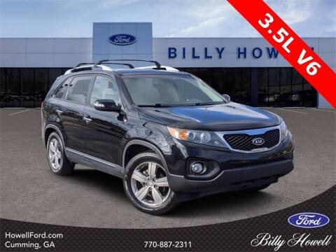 2012 Kia Sorento for sale at BILLY HOWELL FORD LINCOLN in Cumming GA