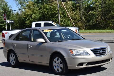 2010 Hyundai Sonata for sale at GREENPORT AUTO in Hudson NY