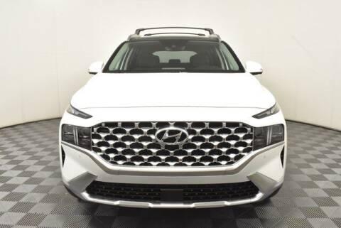 2021 Hyundai Santa Fe Hybrid for sale at Southern Auto Solutions-Jim Ellis Hyundai in Marietta GA