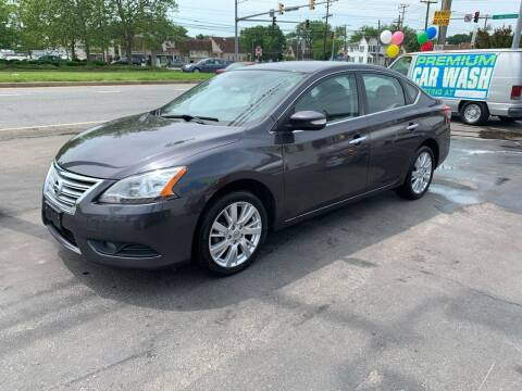 2013 Nissan Sentra for sale at Car One in Essex MD