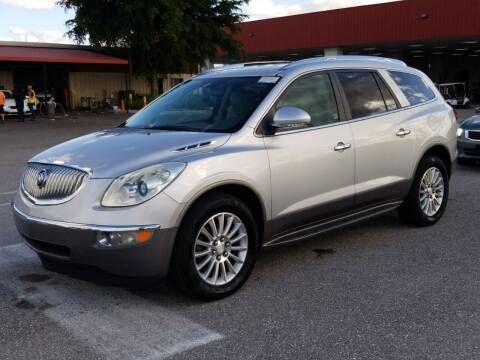 2011 Buick Enclave for sale at L G AUTO SALES in Boynton Beach FL