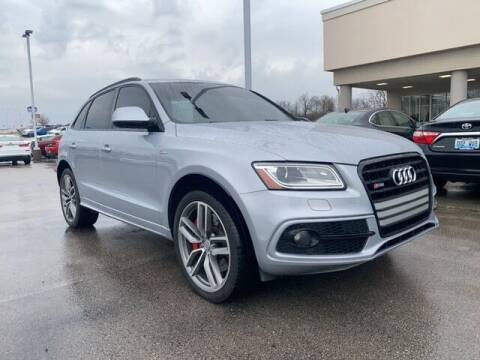 2016 Audi SQ5 for sale at Mann Chrysler Dodge Jeep of Richmond in Richmond KY