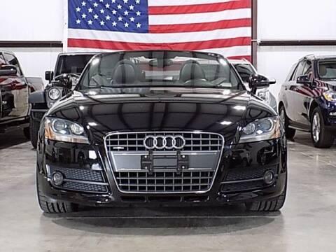 2010 Audi TT for sale at Texas Motor Sport in Houston TX