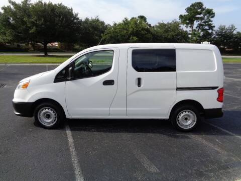 2017 Chevrolet City Express Cargo for sale at BALKCUM AUTO INC in Wilmington NC