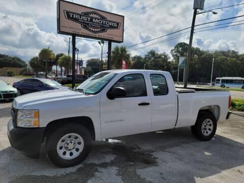 2011 Chevrolet Silverado 1500 for sale at Trust Motors in Jacksonville FL