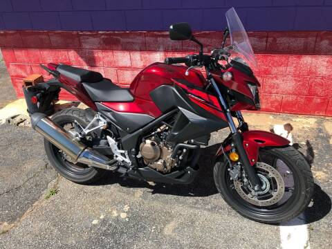 2018 Honda CB300F for sale at Rick's Cycle in Valdese NC