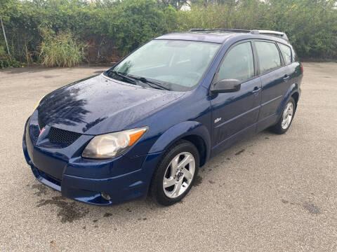2004 Pontiac Vibe for sale at Mr. Auto in Hamilton OH