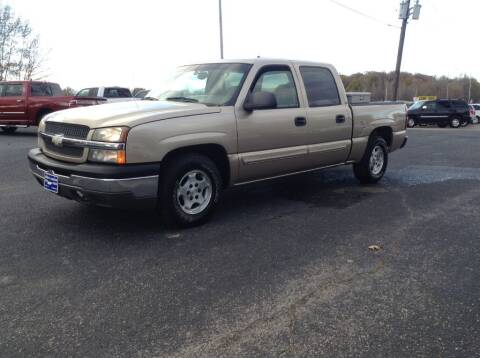 2004 Chevrolet Silverado 1500 for sale at Darryl's Trenton Auto Sales in Trenton TN