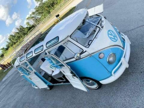 1970 Volkswagen Vanagon for sale at Classic Car Deals in Cadillac MI