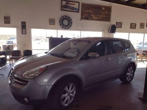 2006 Subaru B9 Tribeca for sale at PYRAMID MOTORS - Pueblo Lot in Pueblo CO