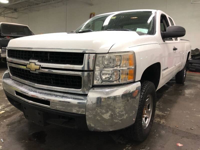 2008 Chevrolet Silverado 2500HD for sale at Paley Auto Group in Columbus OH