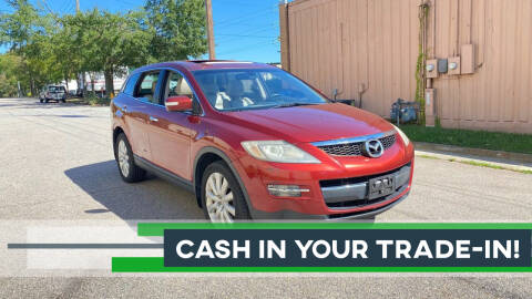 2008 Mazda CX-9 for sale at Horizon Auto Sales in Raleigh NC