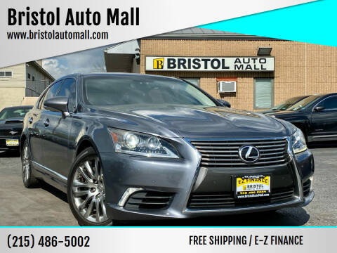 2013 Lexus LS 460 for sale at Bristol Auto Mall in Levittown PA