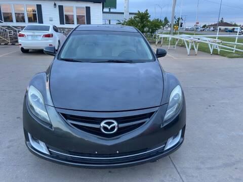 2012 Mazda MAZDA6 for sale at Zoom Auto Sales in Oklahoma City OK