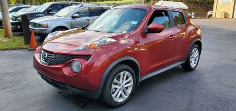 2012 Nissan JUKE for sale at GA Auto IMPORTS  LLC in Buford GA